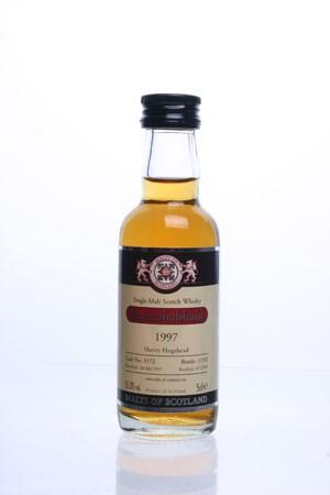 Bunnahabhain 1997 peated - Cask 3172 - Mini