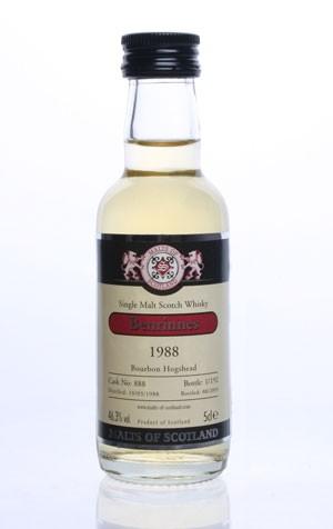 Benrinnes 1988 - Cask 888 - Mini