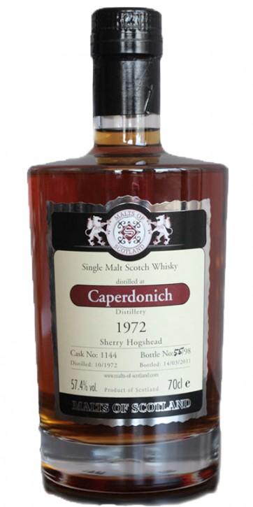 Caperdonich 1972 Sherry Cask Nr 1144