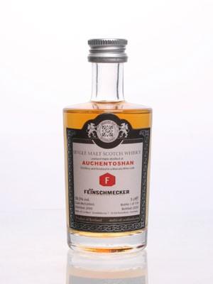 Auchentoshan 2000 - MoS20043 - Mini - Edition Feinschmecker