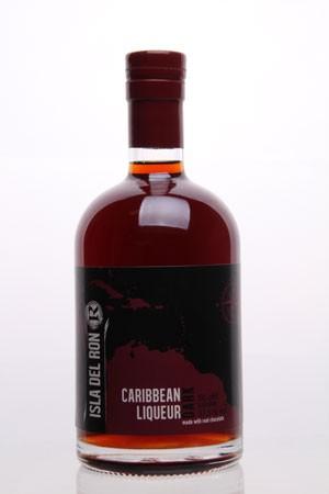 ISLA DEL RON - dark -caribbean liqueur