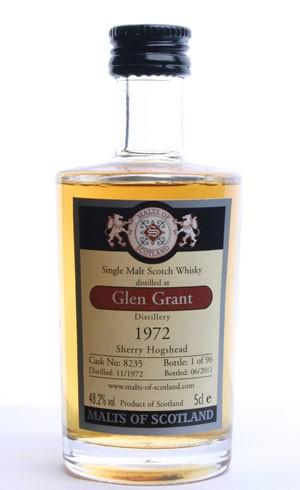 Glen Grant - MoS8235 - Mini