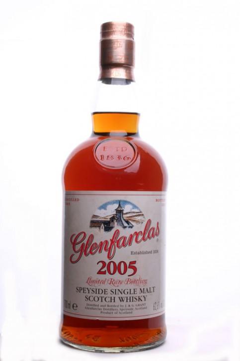 GLENFARCLAS Vintage 2005