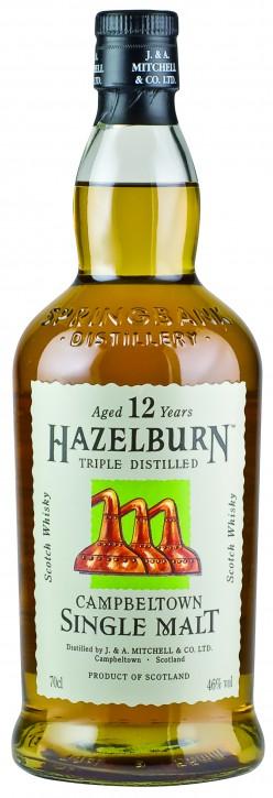 Hazelburn 12y
