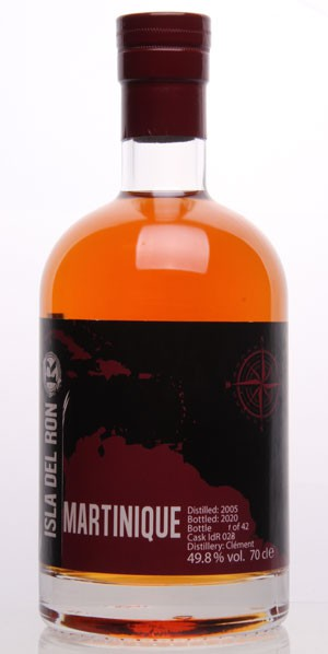 ISLA DEL RON - MARTINIQUE 2005 IdR028