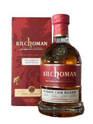 Kilchoman 2007 MoS Special
