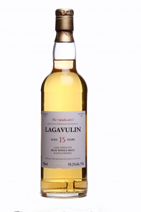 """LAGAVULIN """"The Syndicate's"""""""