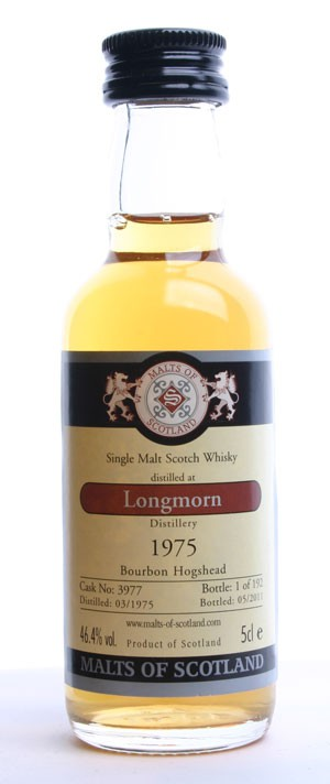 Longmorn - MoS3977 - Mini