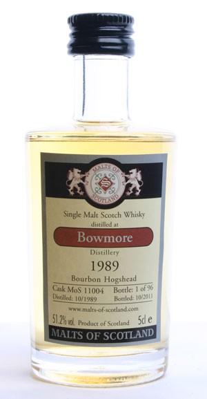 Bowmore - MoS11004 - Mini