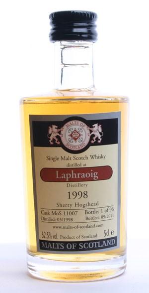 Laphroaig - MoS11007 - Mini