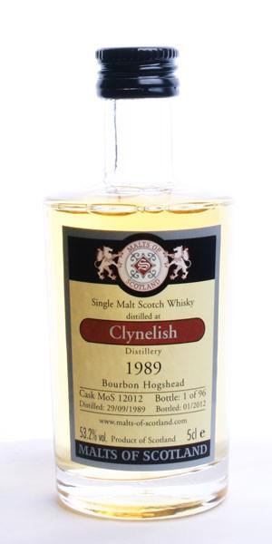 Clynelish - MoS12012 - Mini