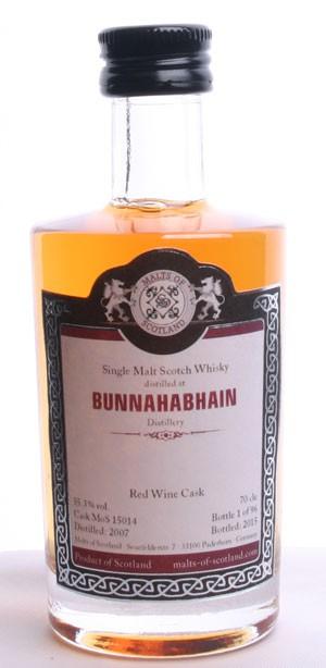 Bunnahabhain - MoS15014 - Mini
