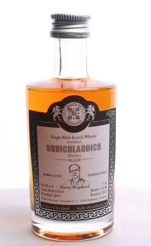 Bruichladdich - MoS15015 - Mini