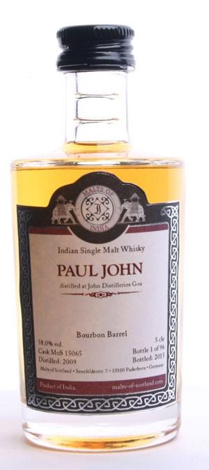 Paul John - MoS15065 - Mini