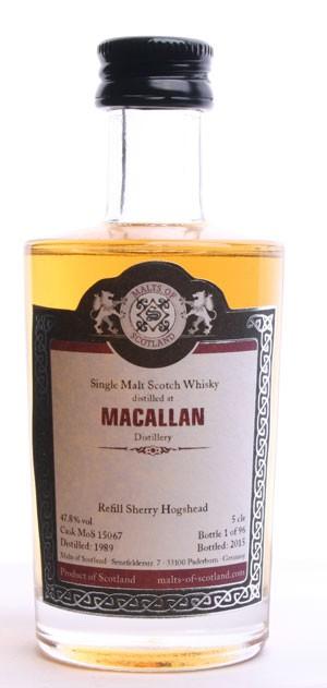 Maccallan - MoS15067 - Mini