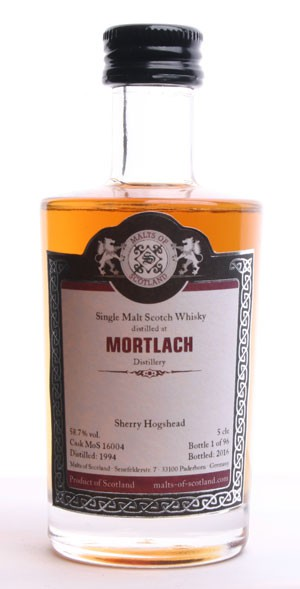 Mortlach - MoS16004 - Mini