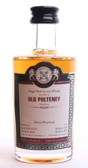 Old Pulteney - MoS16006 - Mini