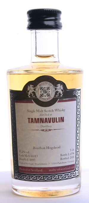 Tamnavulin - MoS16013 - Mini