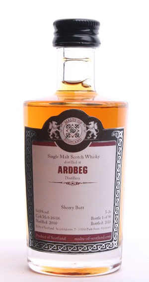 Ardbeg 2000 - MoS16016 - Mini