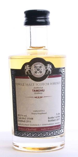 Tamdhu - MoS17008 - Mini