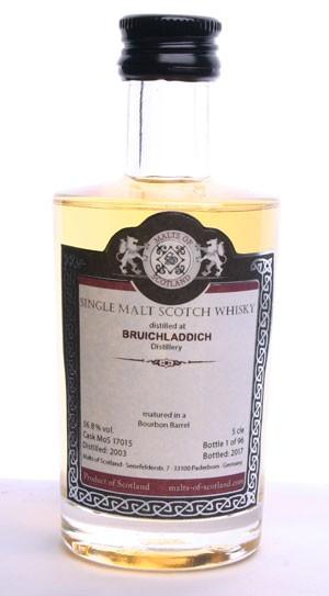 Bruichladdich - MoS17015 - Mini