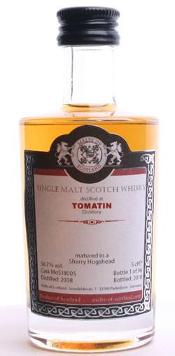Tomatin - MoS18005 - Mini