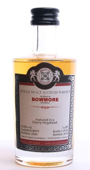 Bowmore - MoS18019 - Mini