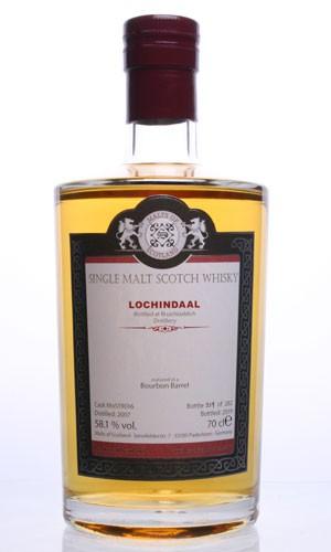 Lochindaal 2007 - MoS19016 - Bourbon Barrel
