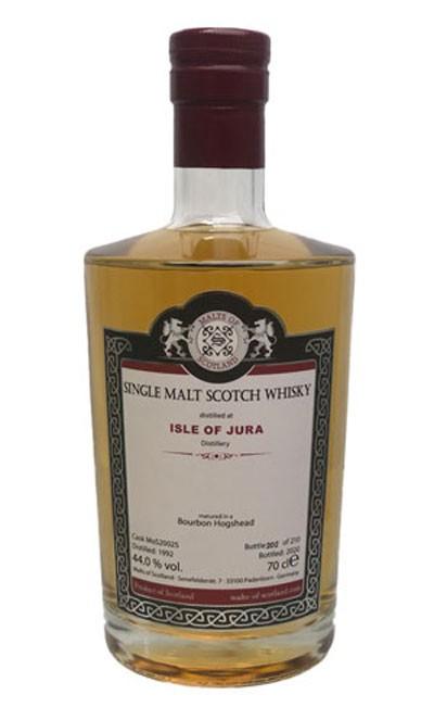 Isle of Jura MoS20025 - Bourbon Hogshead