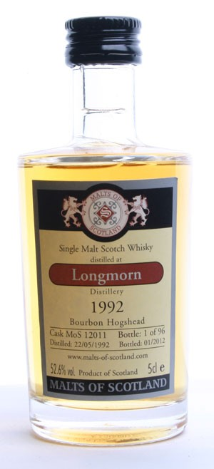 Longmorn - MoS12011 - Mini