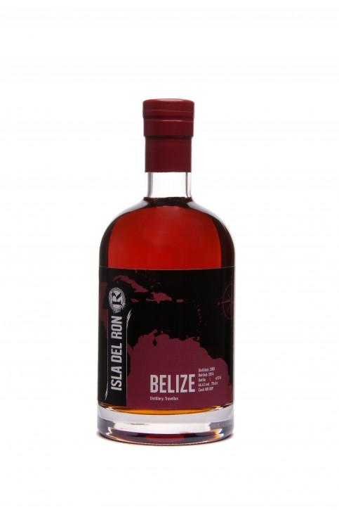 ISLA DEL RON Belize - Travellas -cask IdR 009