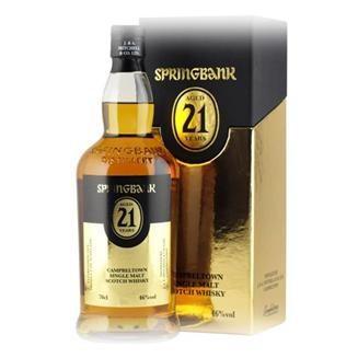 Springbank 21y