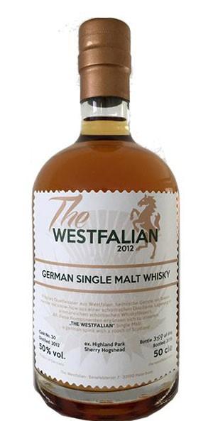 RARITÄT -The WESTFALIAN- German Single Malt Whisky  - TW30