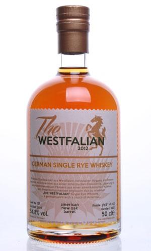 The WESTFALIAN- German Single Rye Whiskey - TW127