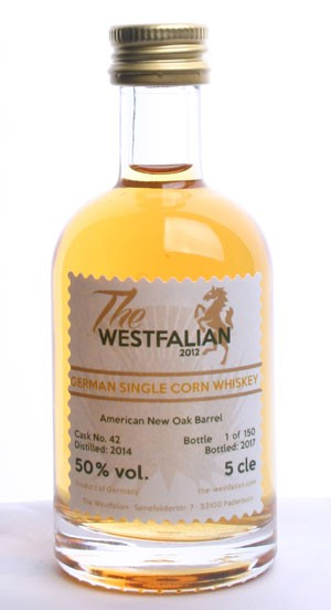 The Westfalian - Cask42 - Mini