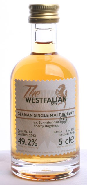 The Westfalian - Cask64 - Mini