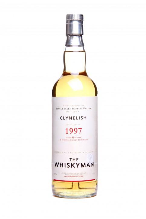 THE WHISKYMAN - Clynelish 1997