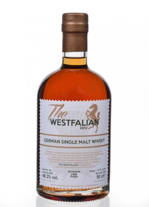 The WESTFALIAN- German Single Malt Whisky TW49