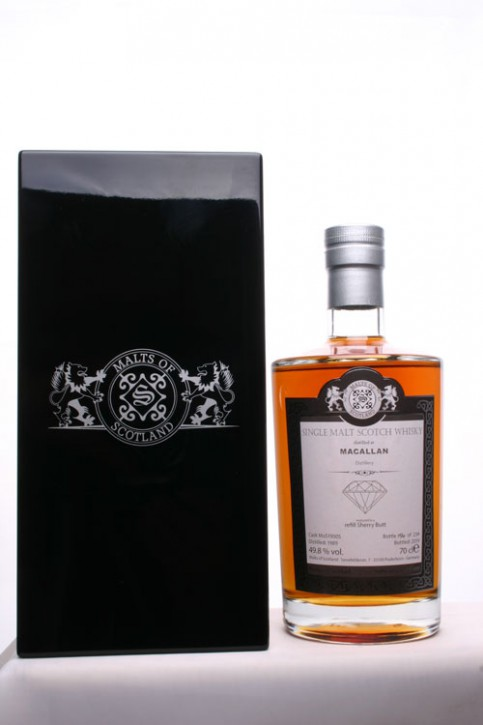 MOS Macallan 1989 Warehouse Diamond