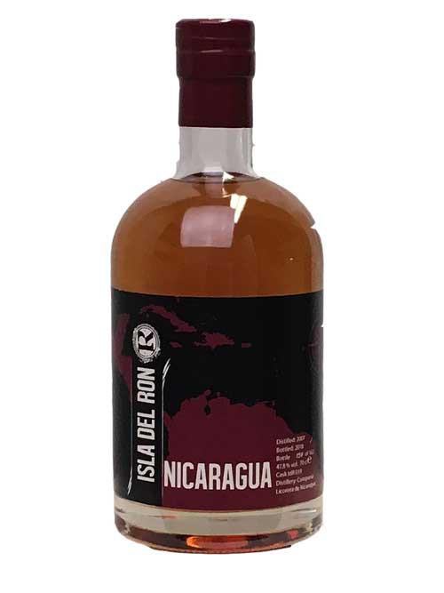 ISLA DEL RON -NICARAGUA - cask IdR 019