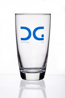 DIAMOND GIN- Longdrinkglas- 35,5 cl