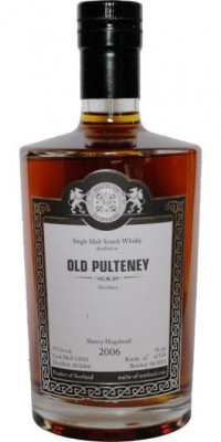 MOS Old Pulteney 2006 Warehouse Range