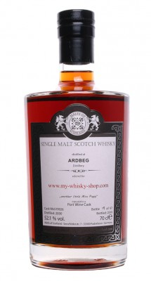 Ardbeg 2000 - MoS19026 - Port Wine Cask