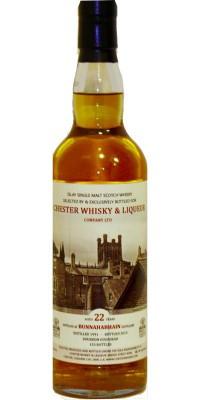 Chester Whisky - Bunnahabhain