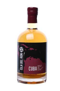 ISLA DEL RON Cuba - cask IdR 005