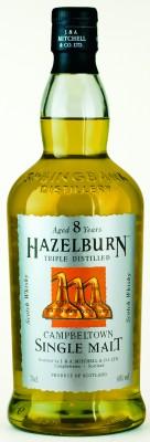 Hazelburn 8y