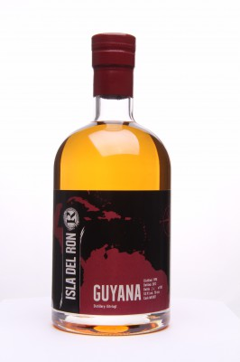 ISLA DEL RON Guyana - Uitvlugt- cask IdR 007