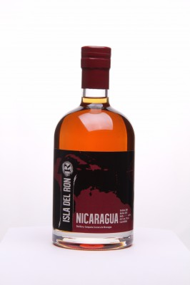 ISLA DEL RON - Nicaragua - Compania Licorera de Nicaragua <br> cask IdR 006