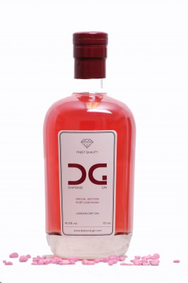 "DIAMOND GIN - EDITION ""RED"""