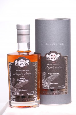 MALTS OF SCOTLAND Angel Choise Highland Park 1980